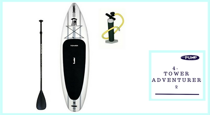 Tower Adventurer 2 Inflatable Paddle Board