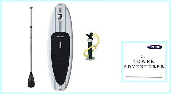 Tower Adventurer Paddle Board